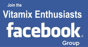 vitamix enthusiasts facebook group join button